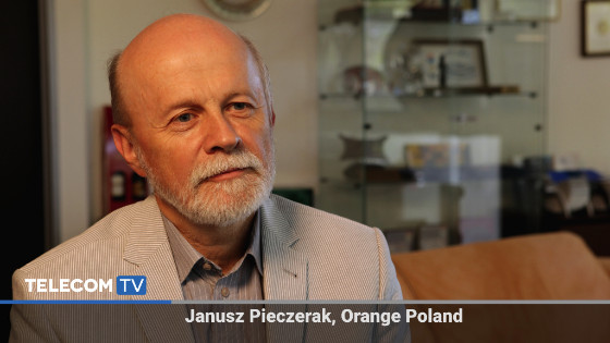 Janusz Pieczerak, Strategic Projects Expert, Orange