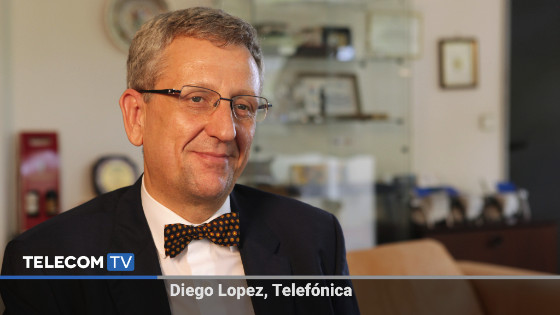 Diego Lopez, Head of Technology Exploration & Standards, Telefónica