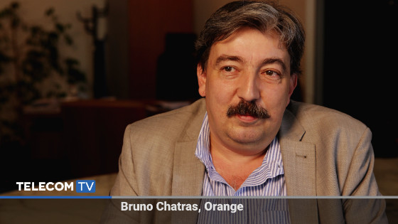 Bruno Chatras, Senior Standardization Manager, Orange