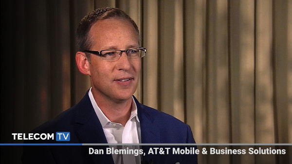 Dan Blemings, Director of Ethernet Product Management, AT&T Mobile & Business Solutions