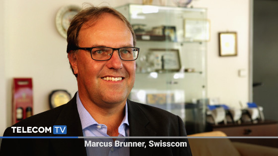 Marcus Brunner, Head of Standardization, Swisscom
