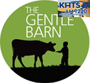 The Gentle Barn logo