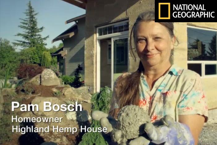 Hemp house homeowner