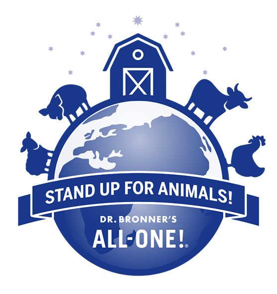 Stand Up For Animals! sticker