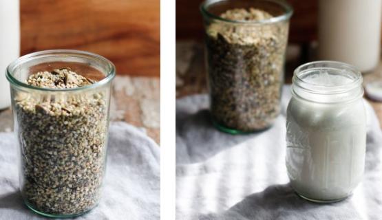 hemp milk & seed
