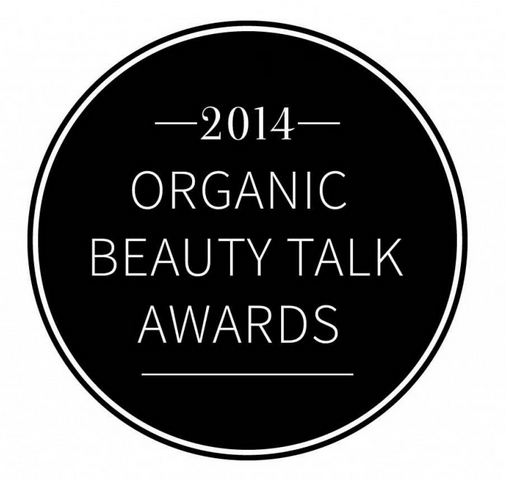 Organic Beauty Talk Awards Badge