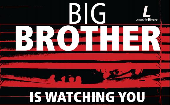 Big Brother peeking through your blinds