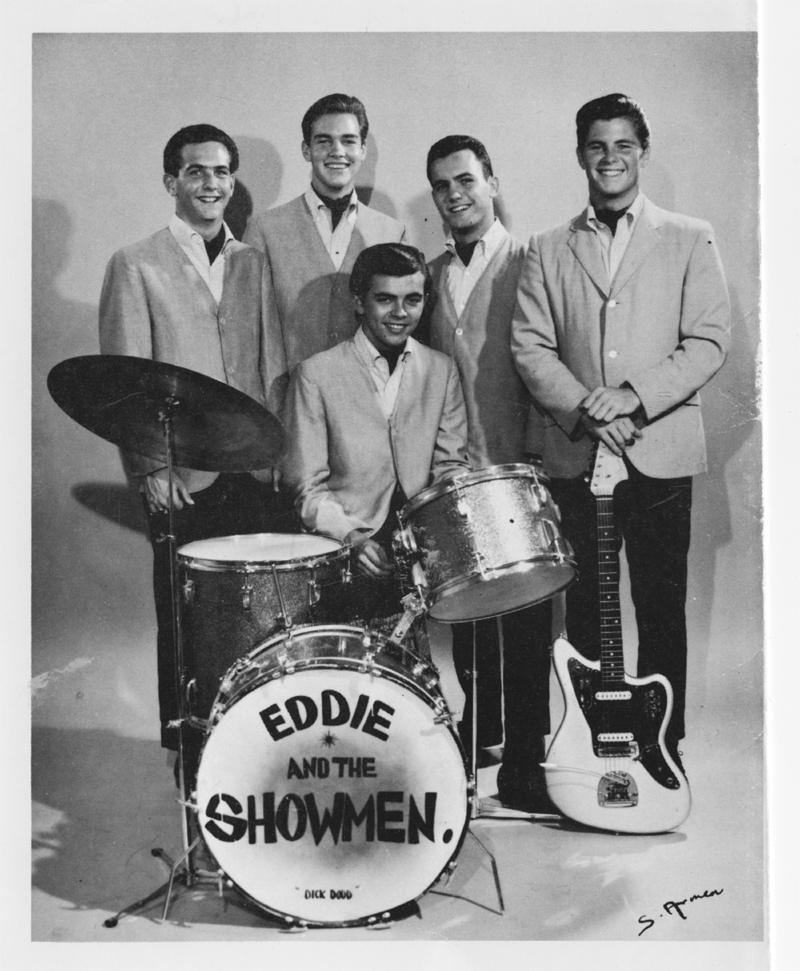 Eddie and the Showmen - promo pic
