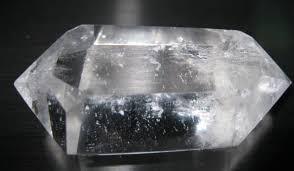double terminated quartz