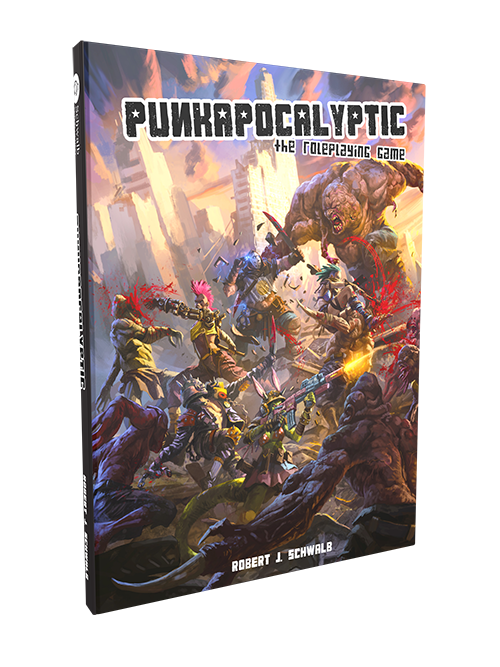 Punkapocalyptic RPG