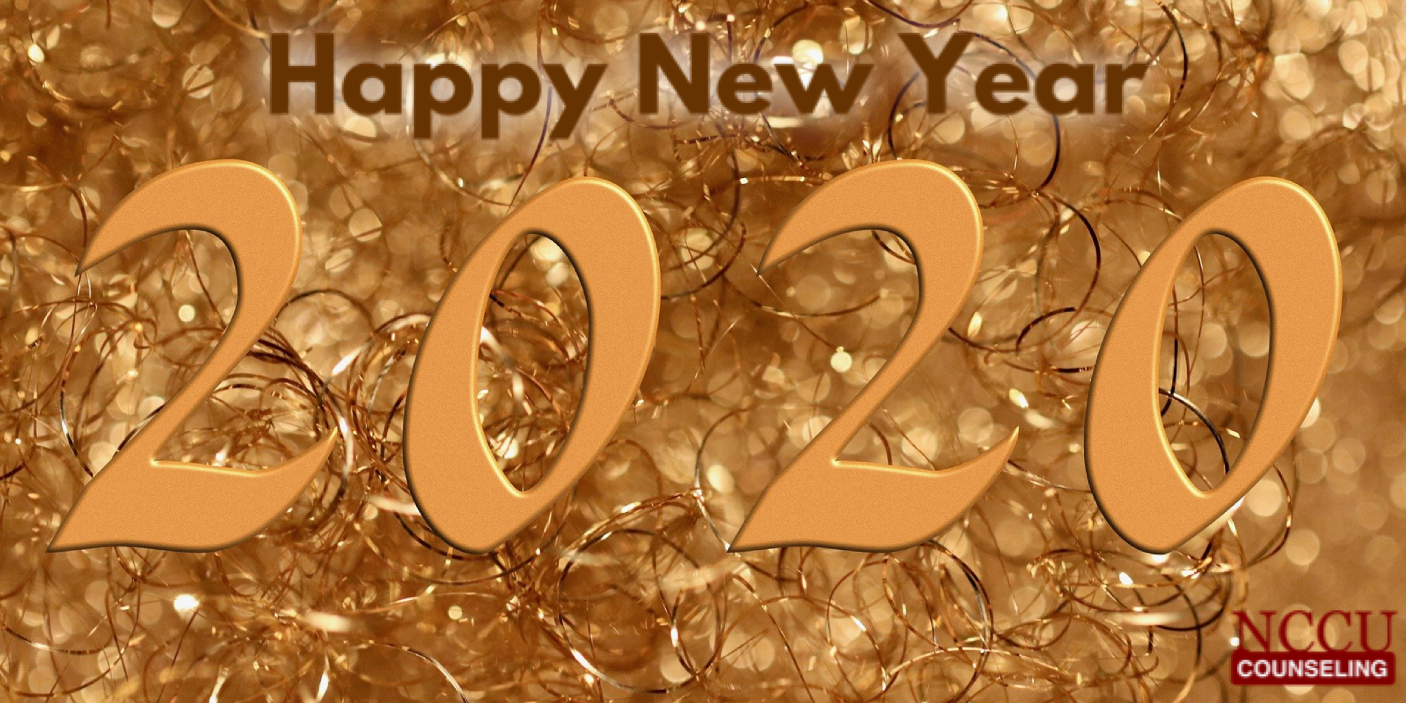 Happy New Year from nccuCounseling