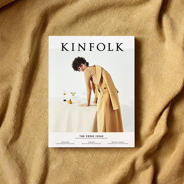 Kinfolk Issue Twenty-Five
