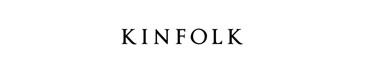 Kinfolk Logotype