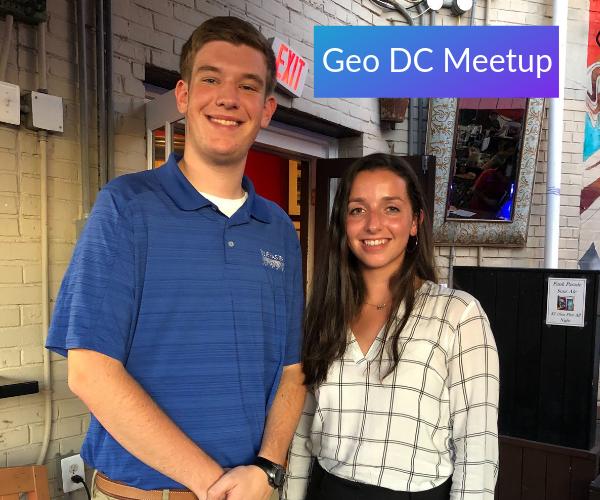 Geo DC Meetup