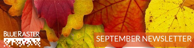 September Newsletter header image