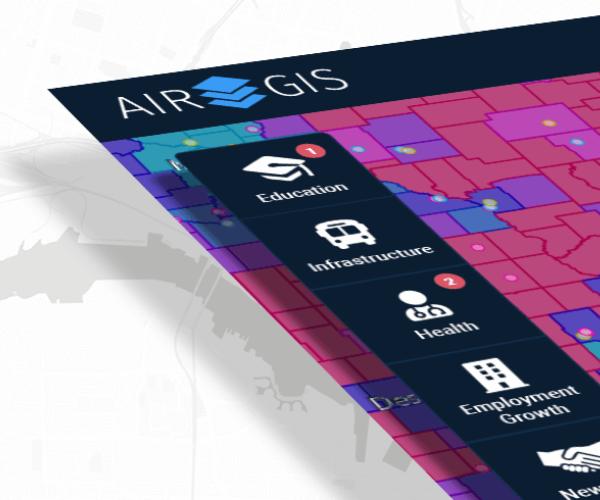 GIS for Workforce Development