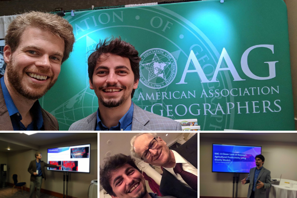 AAG Conference photos