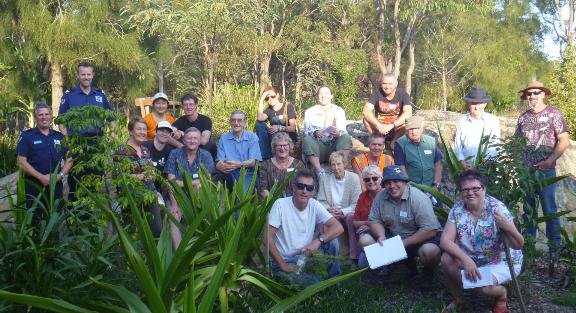 Sustainable Neighbourhood volunteers
