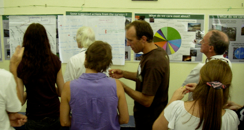 Neighbourhood planning workshop