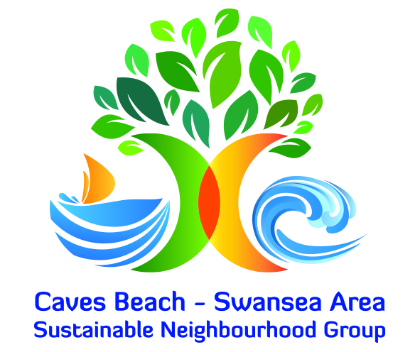 Caves Beach Swansea Area logo