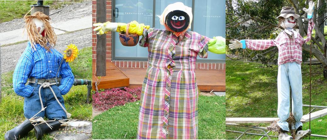 Image of Wangi Scarecrows