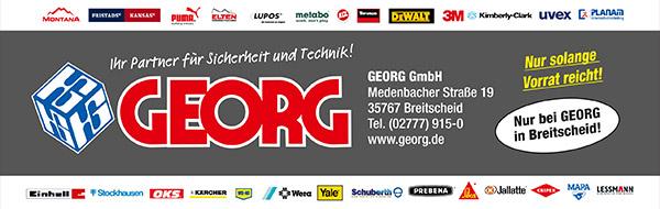 GEORG Sonderverkauf in Breitscheid