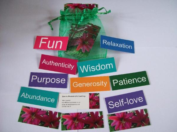 Dare to Blossom Rediscovery Cards