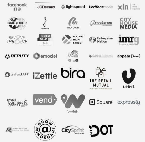 Partners and Supporters of SaveTheHighStreet.org