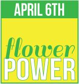April 6th - flower power