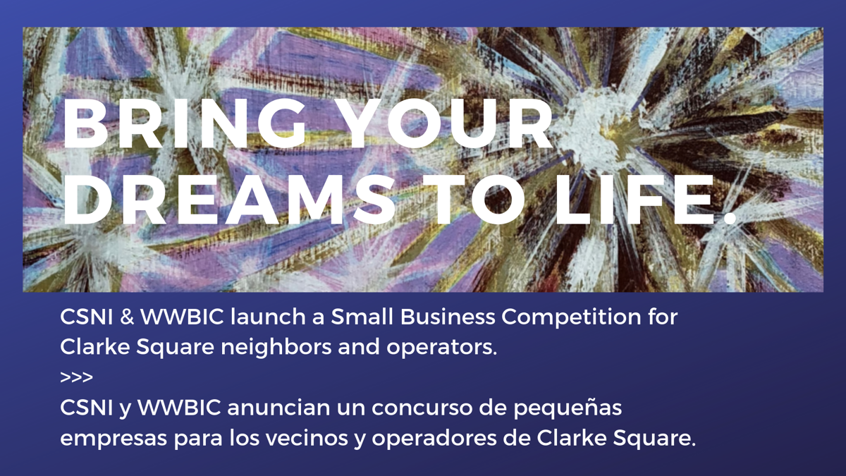 Apply for the Small Business Competition!