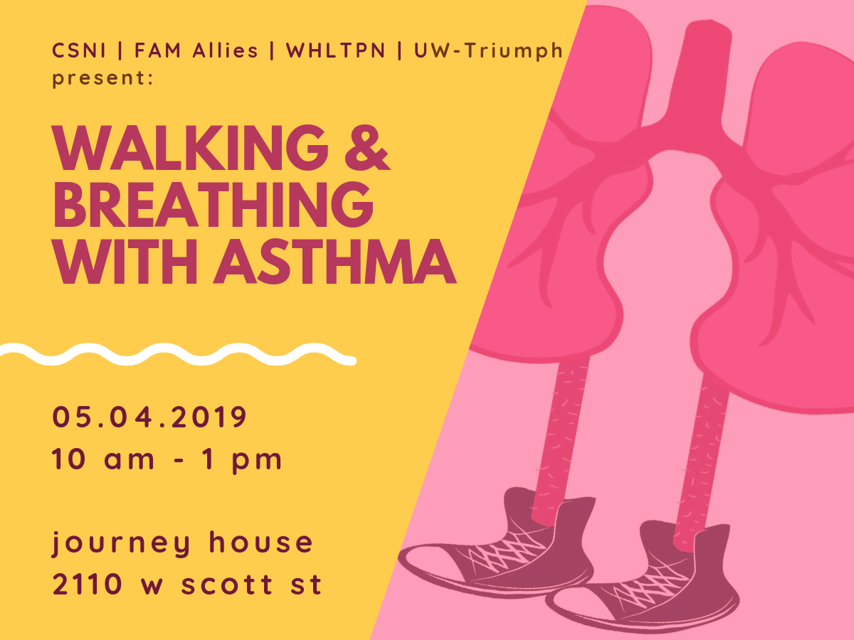 Asthma Event: May 4