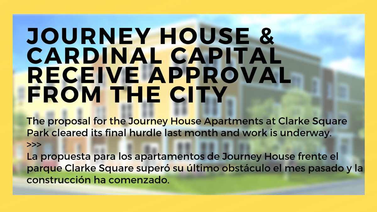 JH Apartments Approved