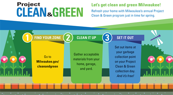 Project Clean & Green: May 13-17