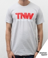 Fine Jersey T-Shirt with TNW Logo