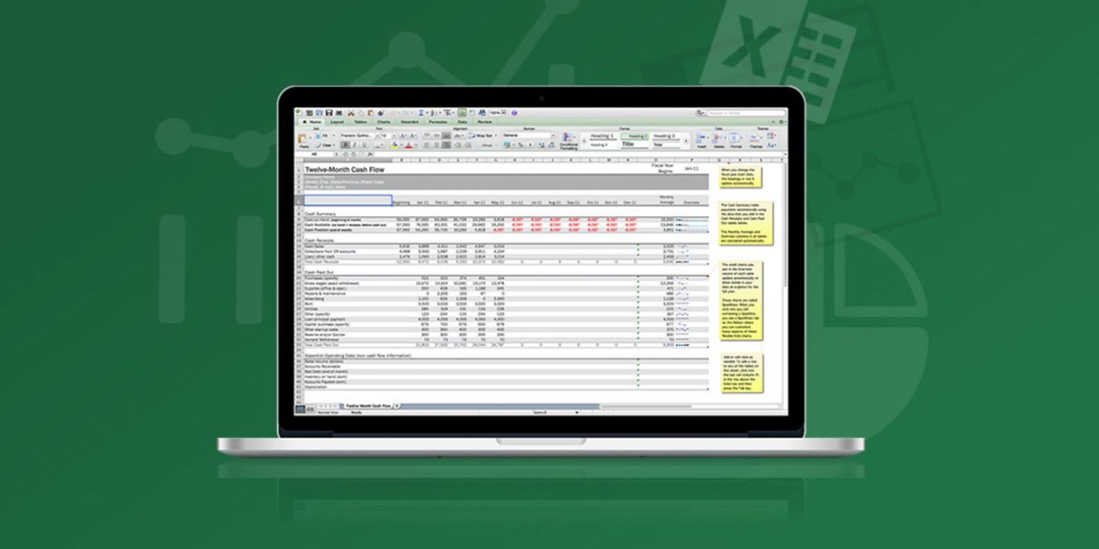 excel bundle