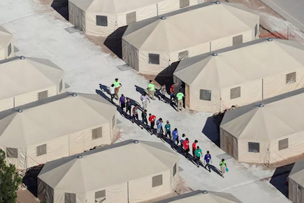 As Trump Border Crisis Continues, For-Profit Private Prison Companies Lobby for Harsh Policies