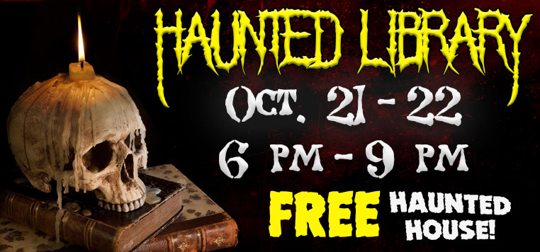 Haunted Library 2016