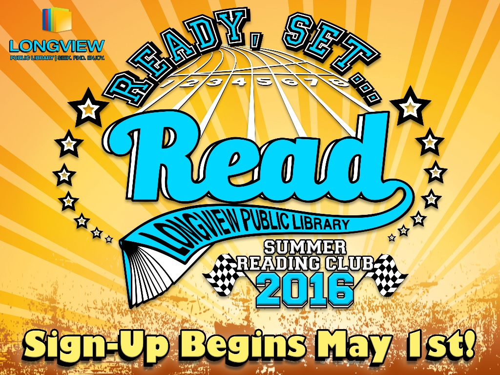 Summer Reading Club 2016