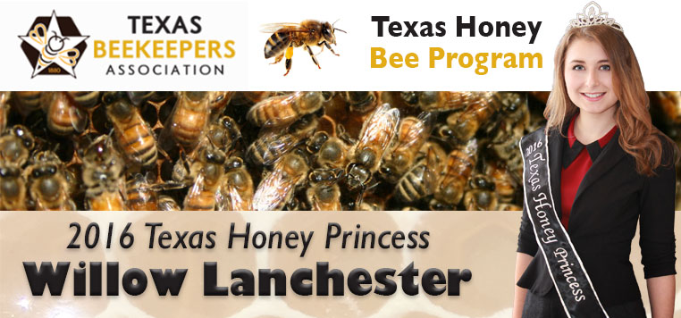 2016 Texas Honey Princess
