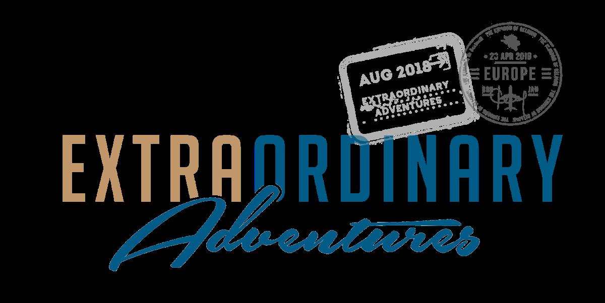 Extraordinary Adventures Travel Planning Logo