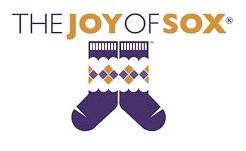Logo for The Joy of Sox.