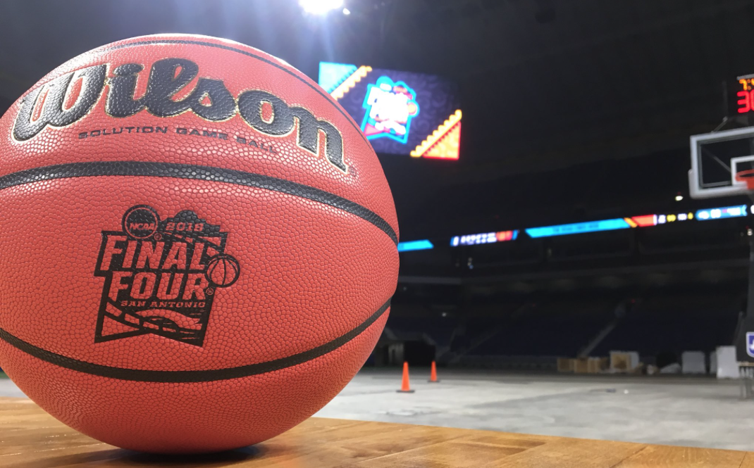 2018 NCAA Final Four basketball