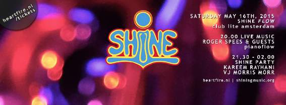SHiNE May 16th 2015