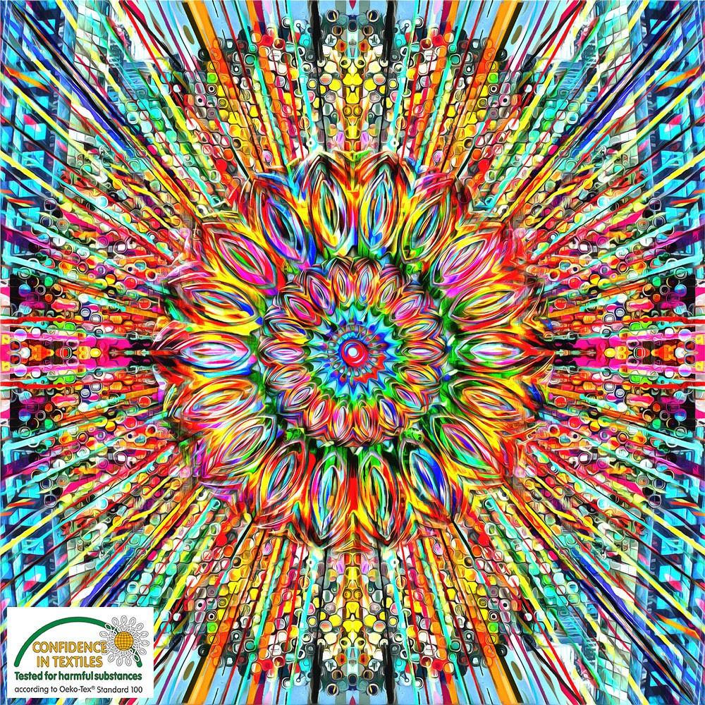 "Mandala Panel 42"" - by Peter Parling"