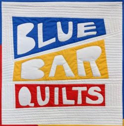 Visit Blue Bar Quilts .com