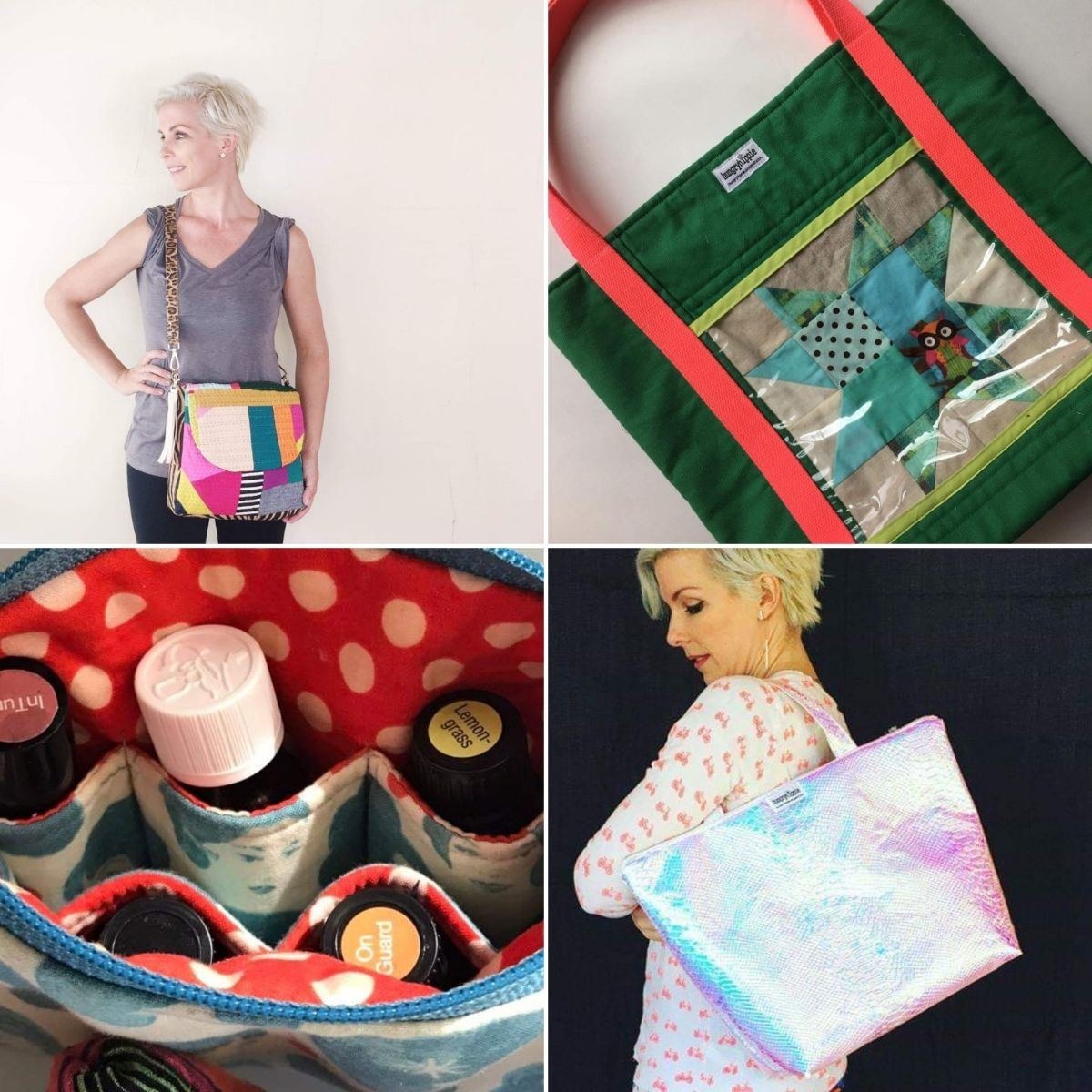 Bag of the Month with Natalie Santini