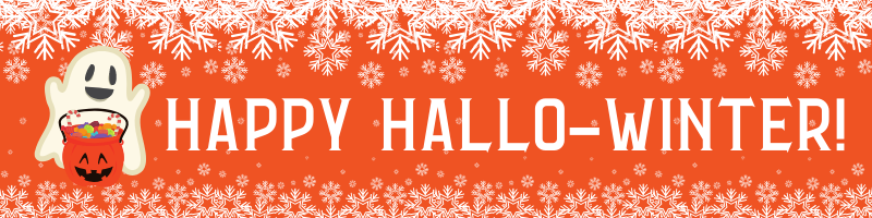 Happy Hallo-Winter!