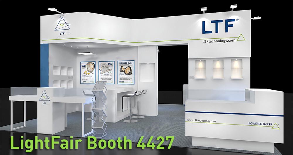 Visit LTF at LightFair Booth 4427