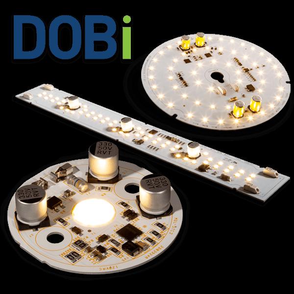 LTF DOBi AC Line Voltage Dim-To-Warm High CRI LED Modules