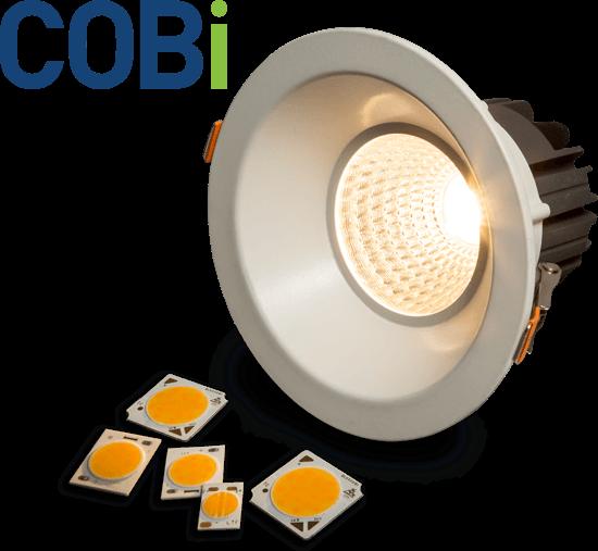 COBi Museum Grade Dim to Warm COB LED